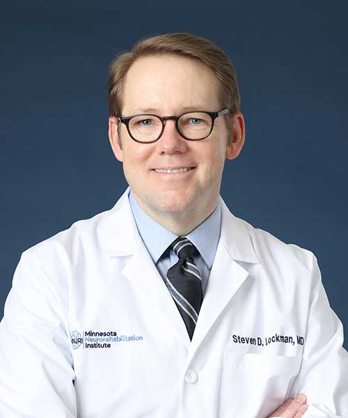 Dr Steven Lockman